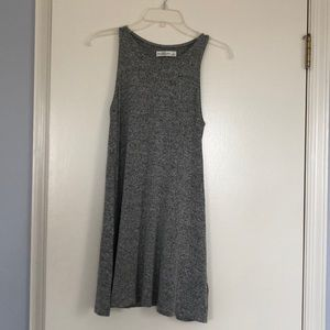 Abercrombie Gray Tank Top Dress